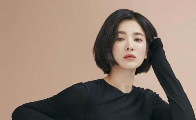 Potongan rambut wanita korea