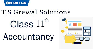 Solutions for Class 11 Accountancy