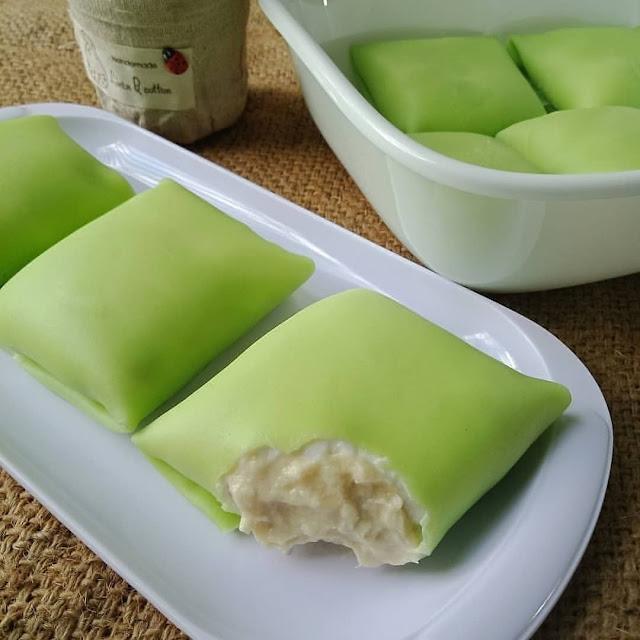 Resep Praktis Pancake Durian Empuk dan Lezat