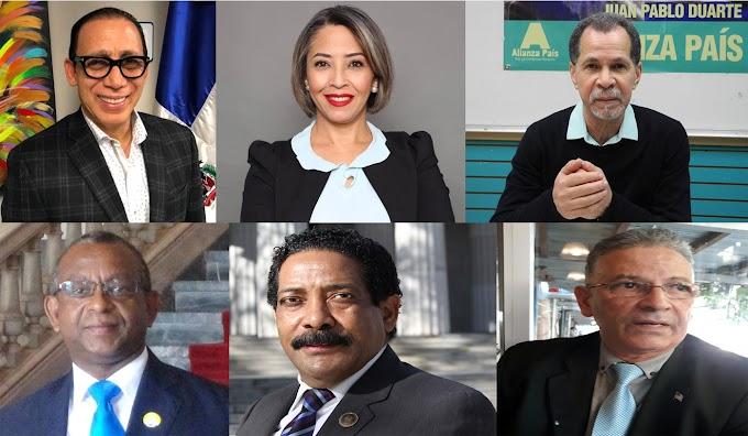 Ex candidatos y activistas piden auditoría a la Cámara de Cuentas sobre gastos de JCE en elecciones del exterior