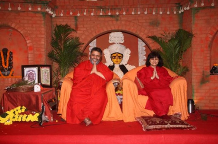 Divine Touches of Master: May 2011