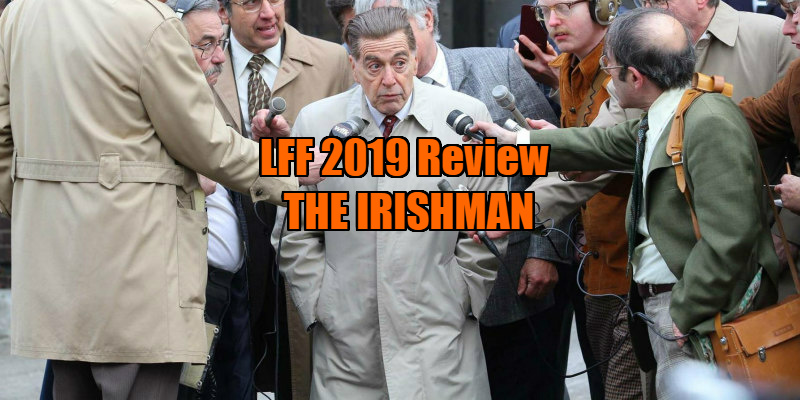 the irishman review
