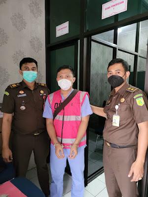 Tersanka NA Dijebloskan ke Rutan Kelas 2B Pandeglang Oleh Kejari Kota Tangerang