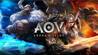 Arena of Valor Apk Mod 1.23.1.2 (Radar Hack, Unlimited Gold) Updated