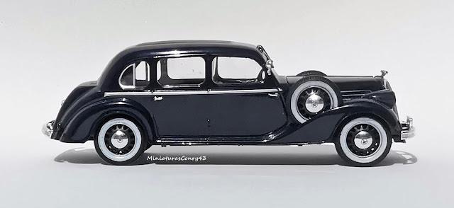 Skoda Superb 1938, (Abrex)