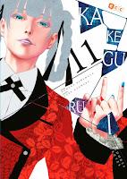 Kakegurui #11 - ECC Ediciones