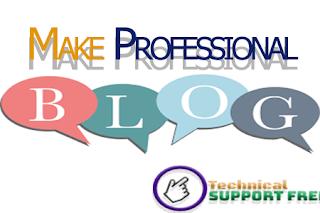Start a blog on blogger in 2018 explained: