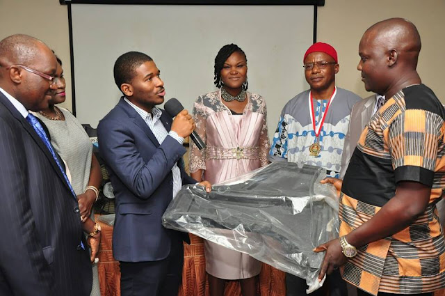 Toyota  Donates 10m  worth Automobile equipment to Nigerian Tertiary Institutions