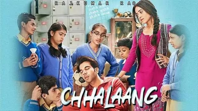 Chhalaang Movie Trailer Release Date Cast – Amazon Prime