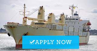 3rd Engineer For Cargo Reefer Vessel | Marine Jobs