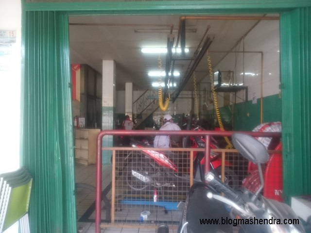 Bengkel Honda AHASS Cireundeu - Blog Mash Hendra
