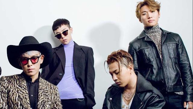 Anggota BIGBANG Perpanjang Kontrak Eksklusif Mereka Dengan YG Entertainment