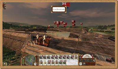 Empire Total War Gameplay PC