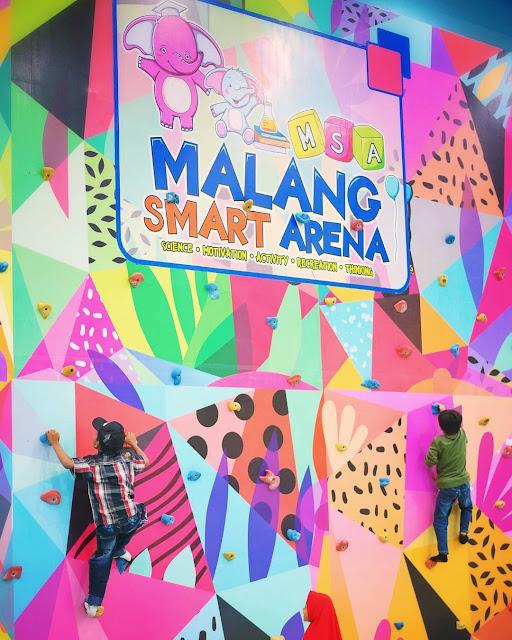 Tiket Masuk Malang Smart Arena
