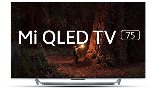 Mi QLED TV 75 Launched - Priced Rs. 1,19,999, comes with 4K QLED Display, 120Hz Refresh Rate: Features, Specs |  TechNeg