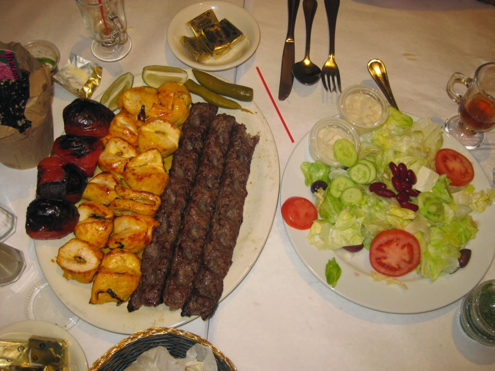 Greek Restaurant Vienna Va