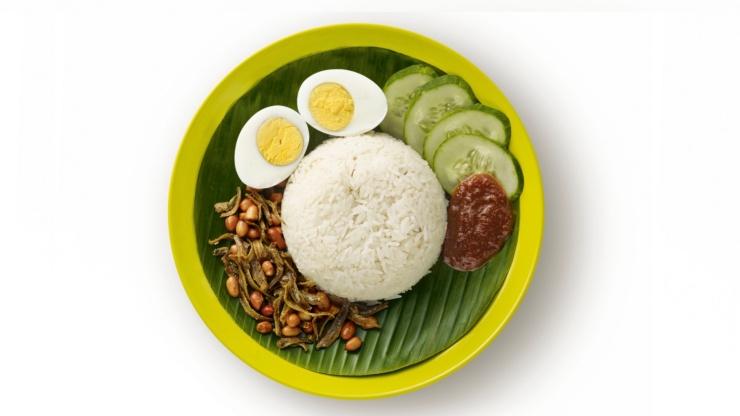 Cara Paling Mudah Buat Nasi Lemak Simple