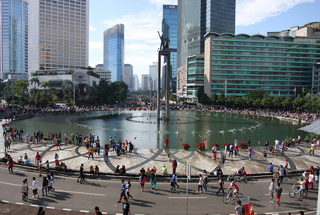 Car Free Day di Jalan Sudirman-MH Thamrin Untuk Sementara Ditiadakan