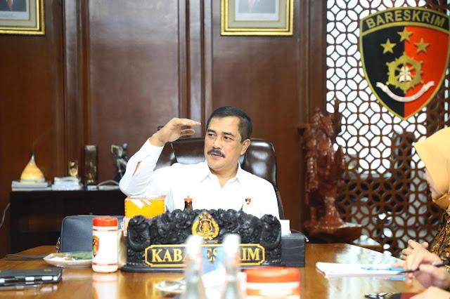 Bangun Rumah Tahfiz, Komjen Pol Agus Andrianto Apresiasi Personel Polres Siak Aiptu Junimanto