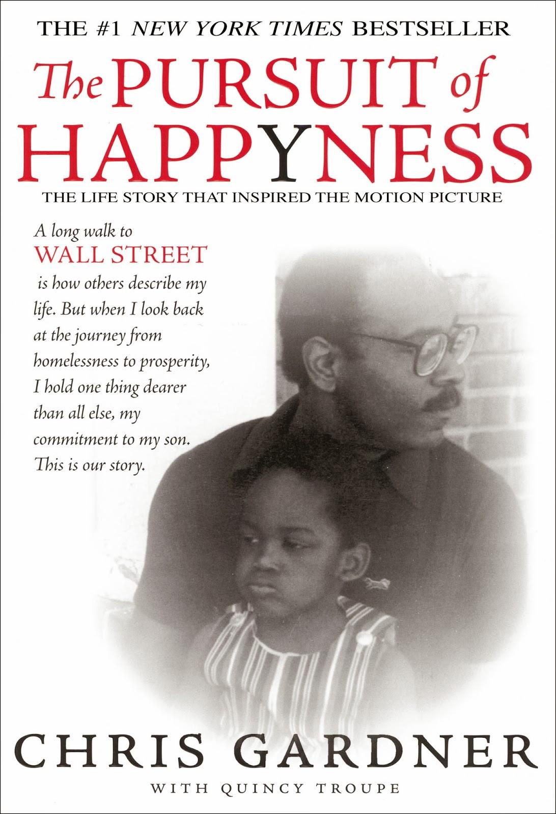 كتاب البحث عن السعادة كريس غاردنر
