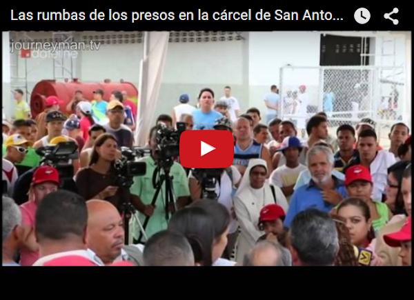 Una Cárcel Venezolana hace furor en el exterior
