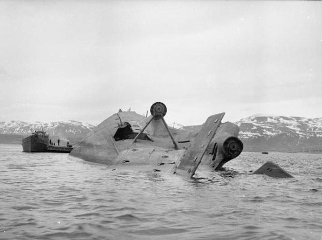 Tirpitz sunk in November 1944 worldwartwo.filminspector.com