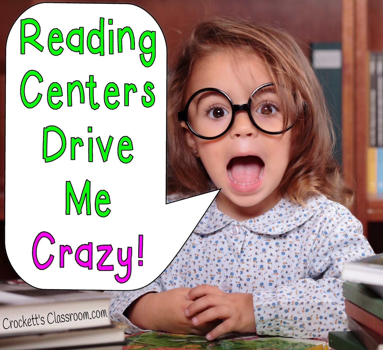 If reading centers drive you crazy you need to learn how to make your reading groups and centers easier to manage.