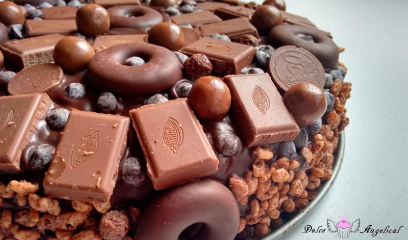 Receta tarta chhocolatísima