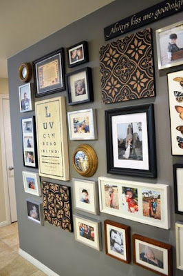 gallery wall photos