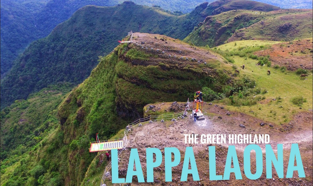 The Green HighLand Lappa Laona