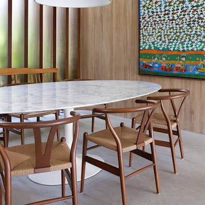 tendências em cadeira design