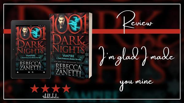Vampire by Rebecca Zanetti book review