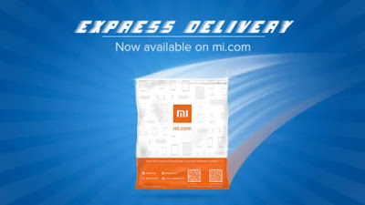 Xiaomi Express Delivery was launch on Mi.com with assurance next day delivery in india - Mobile Day