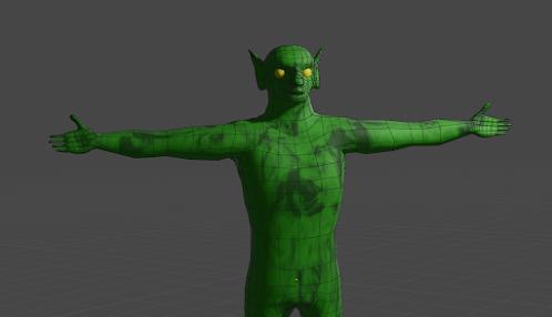 goblin free 3d model download