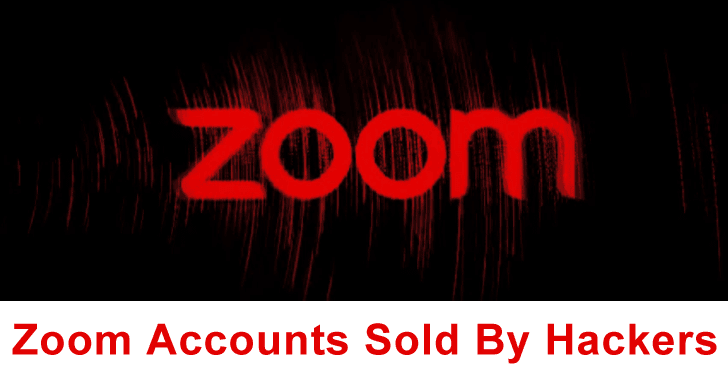 Zoom Accounts
