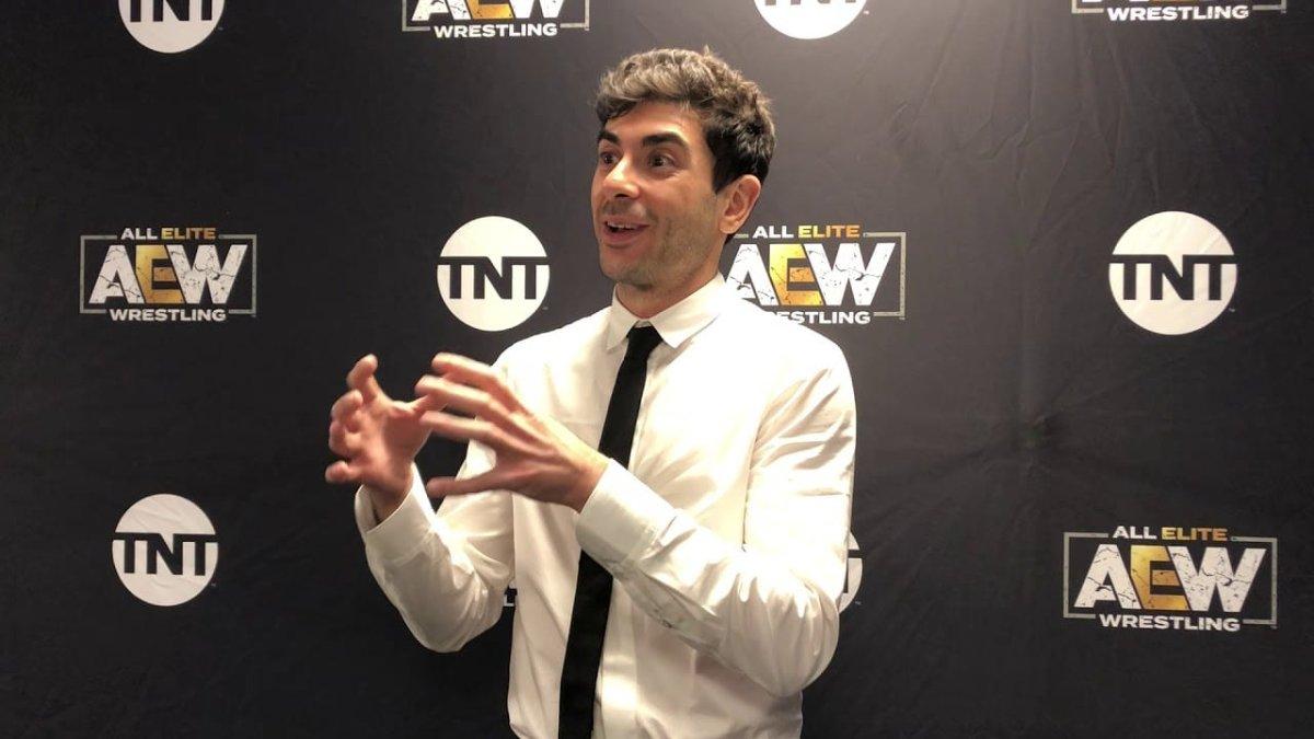 Tony Khan afirma que nenhum lutador da AEW tem 100% de controle criativo