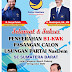 DPP Partai Nasdem Serahkan SK B1-KWK Pilkada Sumbar