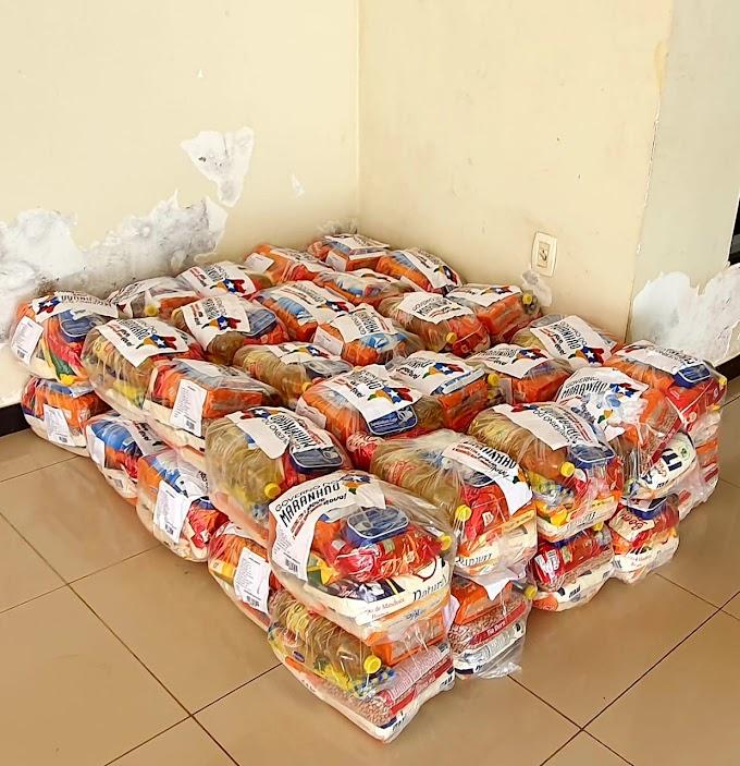 Emenda de Cleide Coutinho beneficiará Matões com cestas básicas