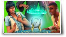 Les Sims 4 jouent à se faire peur avec le kit Paranormal