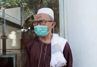 Perwakilan Faisalah Jamaah Tabligh Syuro Alami, H. L. Bakrie