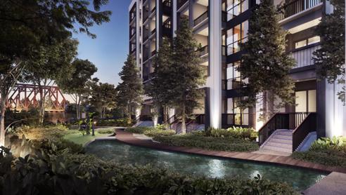 Mayfair Modern - Facilities Deck