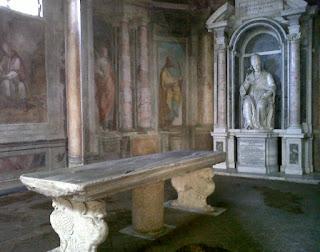 """I sotterranei, la biblioteca e gli oratori di San Gregorio al Celio - Visita guidata con apertura """"esclusiva"""", Roma"""