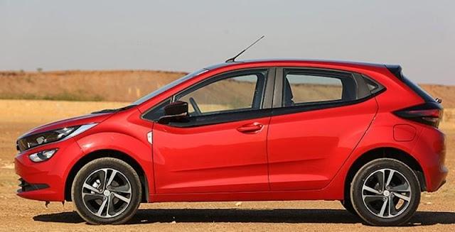 Tata Altroz the Hatchback Model