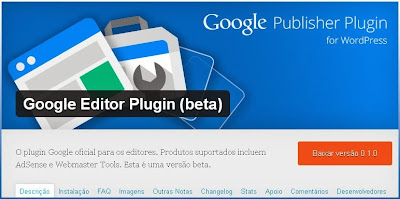 Plugin do AdSense para Wordpress
