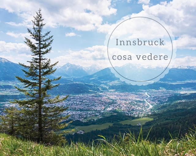 Vacanze Innsbruck: migliori attività culturali aria aperta