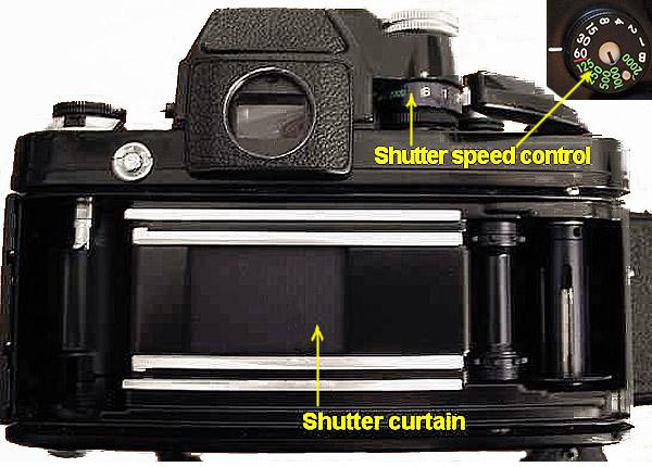 Kamera Analog Nikon F1