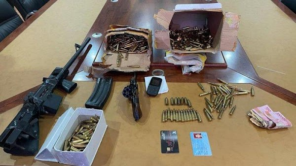 Jual Ratusan Amunisi dan Senjata ke KKB Papua, Dua Anggota Polisi Ditangkap