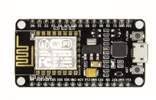 Apa yang Dimaksud dengan NodeMCU ESP8266 ?