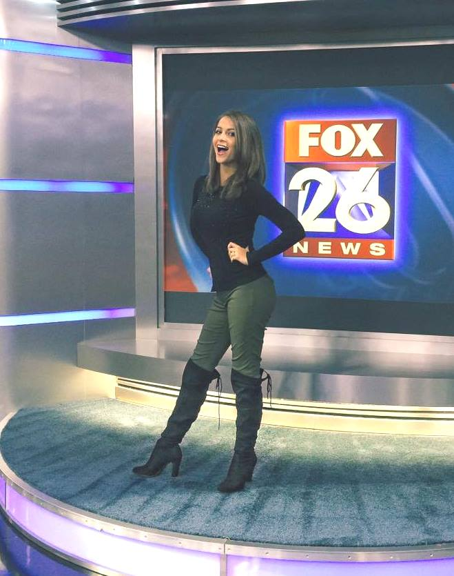 Fox 5 Reporters >> THE APPRECIATION OF BOOTED NEWS WOMEN BLOG : TRANSPLANTED NEW YORKER KAITLIN MONTE HAS EMBRACED ...