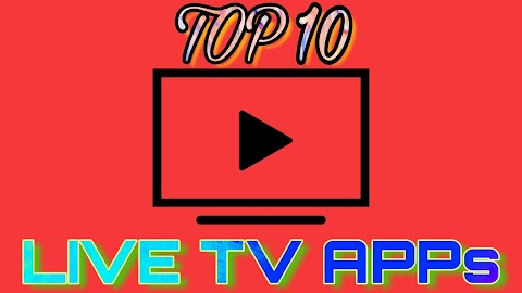 Top 10 Live TV Apps (Hindi)